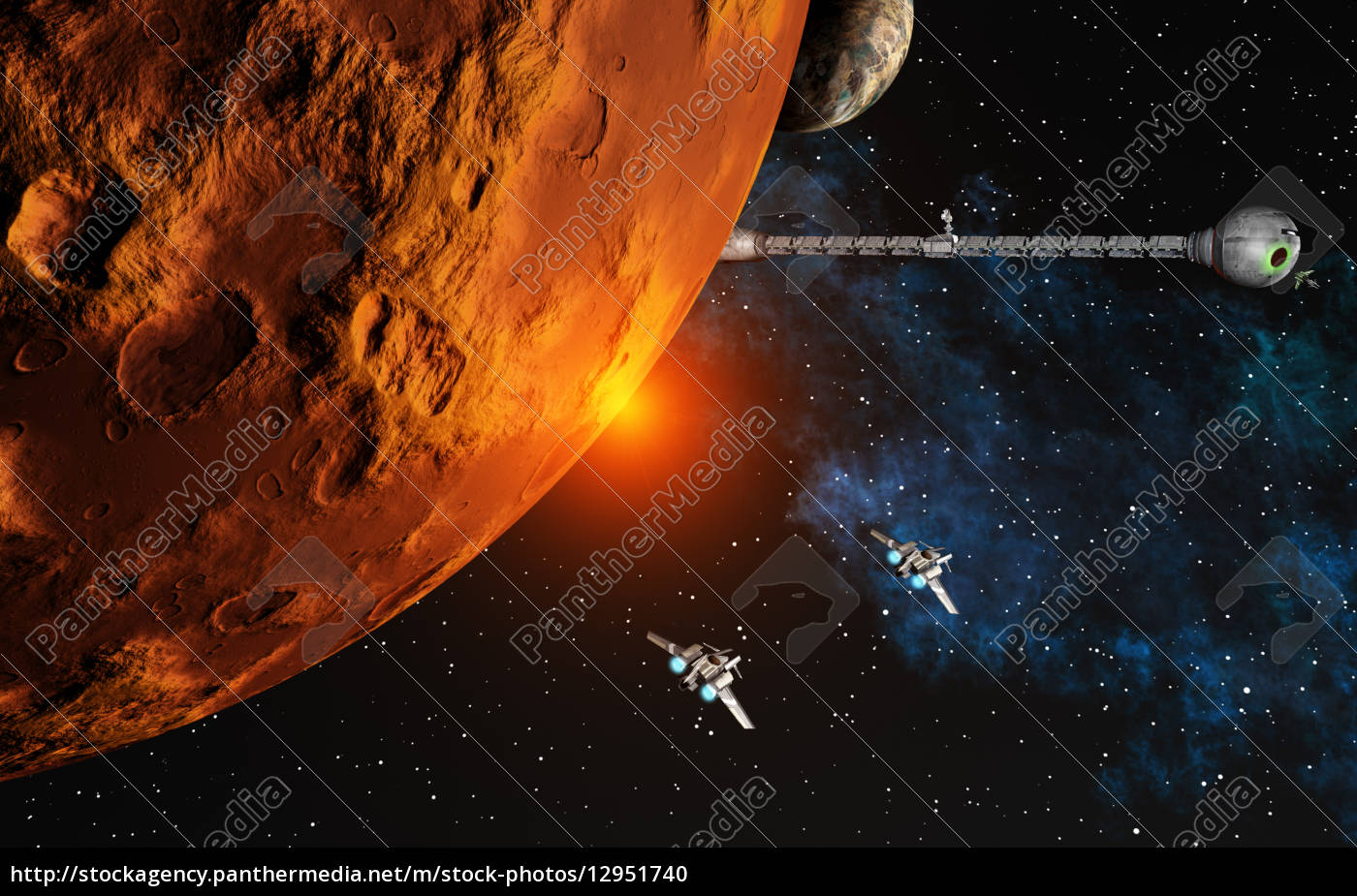 spaceships - 12951740