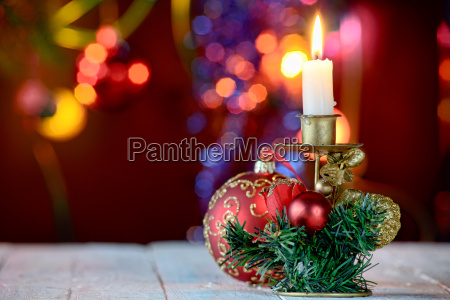 christmas and new year decorations