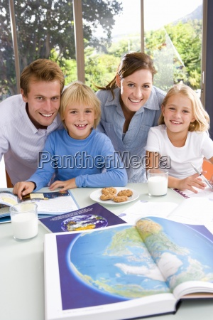parents by son and daughter 6