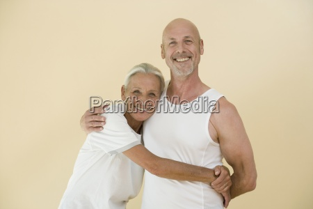 horizontal color photography series two people