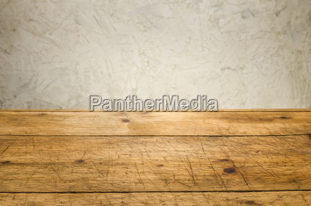 old wooden boards in front of