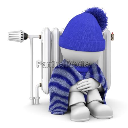 on freeze heater