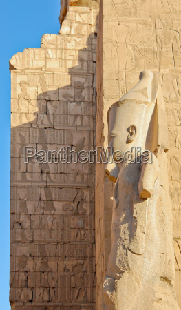 the great temple of karnak in