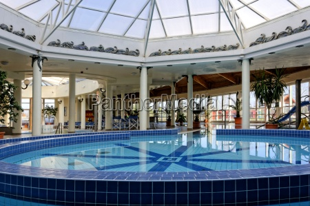 thermal baths in cegled hungary