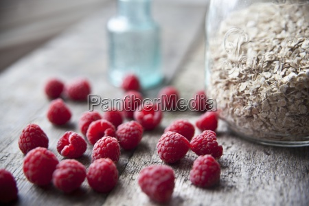 berry blurred background cereal product cereals