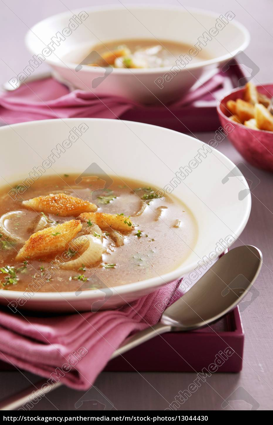 Appetiser, Appetizer, Blurred background, Crouton, Cuisine, Dish - 13044430