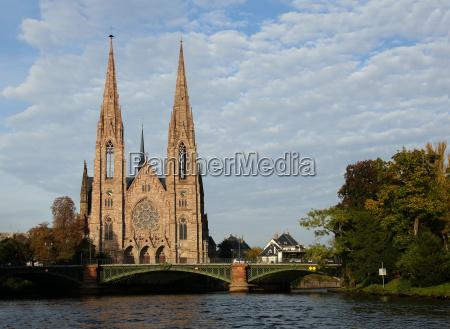 saint paul church in strasbourg