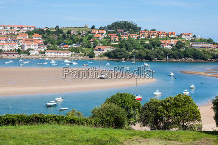 coastal village in cantabria san vicente