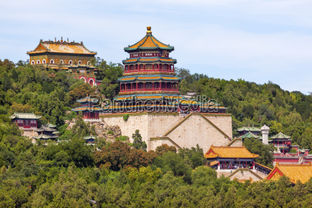 longevity hill tower of the fragrance