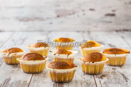 muffins in cupcake holders