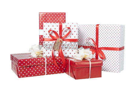 presents isolated