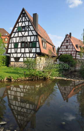 half timbered works in hersbruck