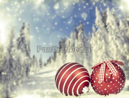 christmas tree decoration and holiday lights