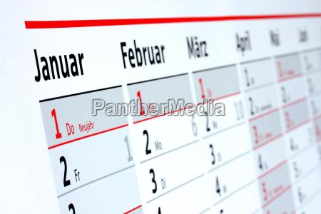 year plan