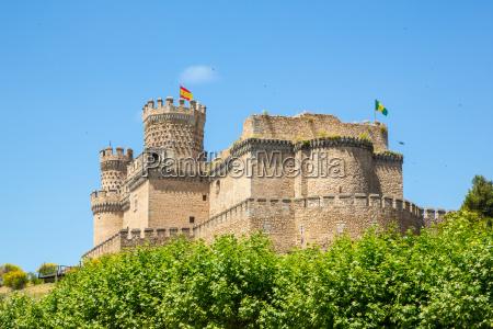 mendoza castle