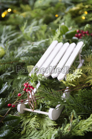 decoration slide christmas market