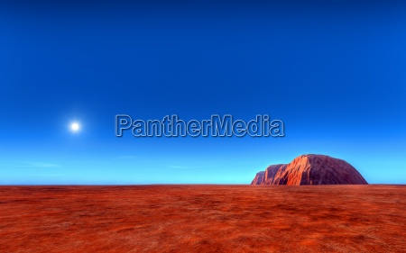 uluru ayers roch australia