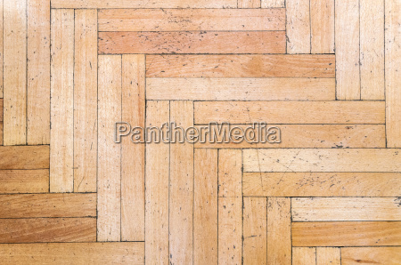old scratched parquet background