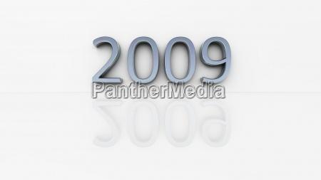 2009 chrome word