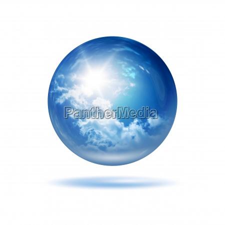 weather ball