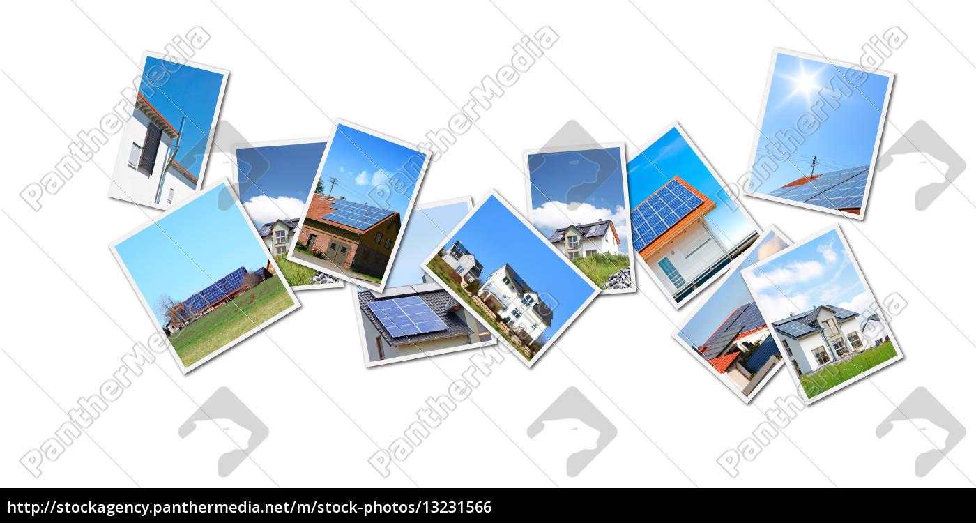 collage, solar - 13231566