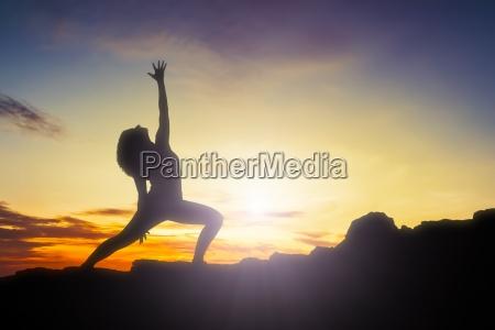 yoga sessions at sunrise