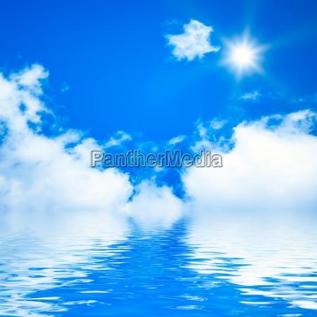 blue, sky - 13232000
