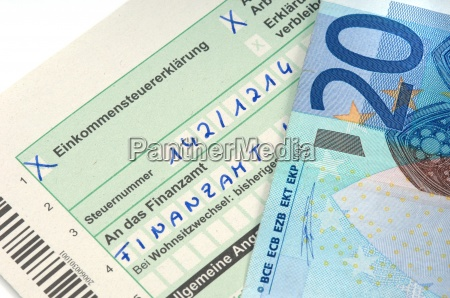 income tax return german income