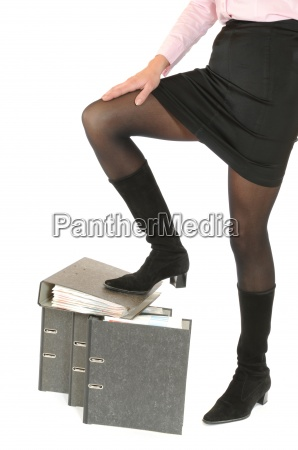 legs and files