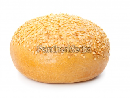 one tasty baked rolls with sesame