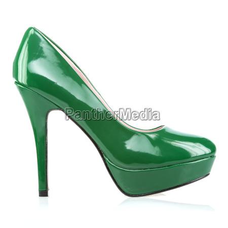 elegant platform high heels shoes in