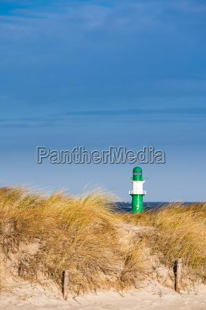 dune in warnemunde