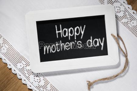 blackboard mother day
