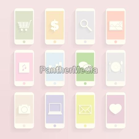 mobile function set