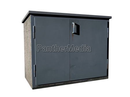trash box exempted from stone with