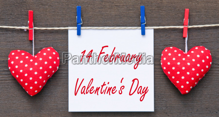 valentines day on february 14