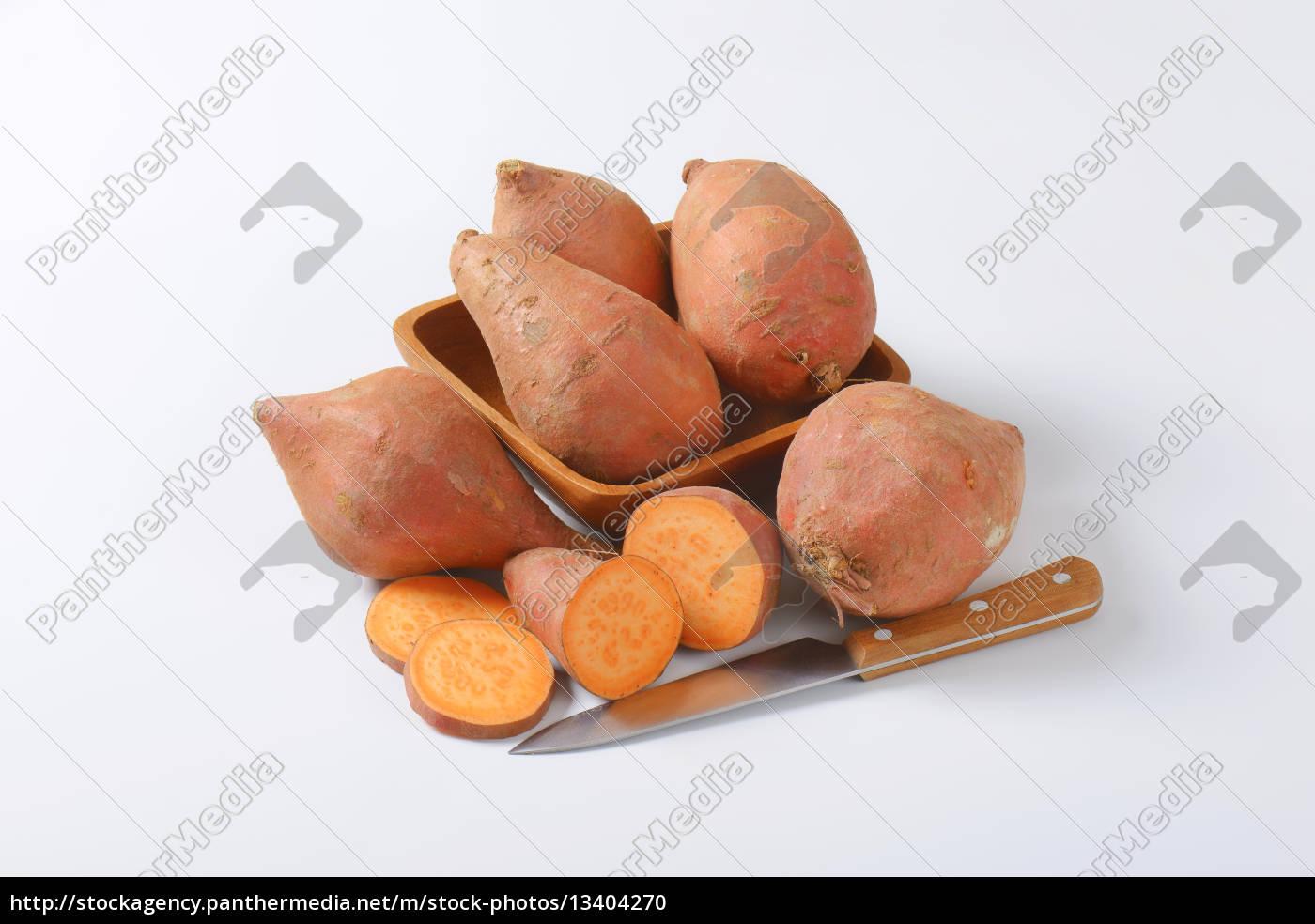 orange-fleshed, variety, of, sweet, potato - 13404270