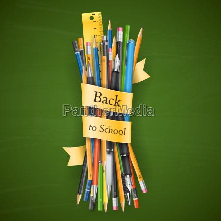 batch, of, pencils - 13409410
