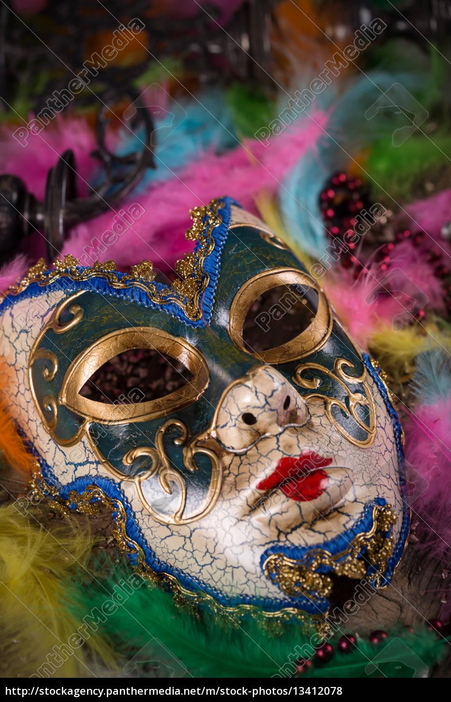carnival, mask - 13412078