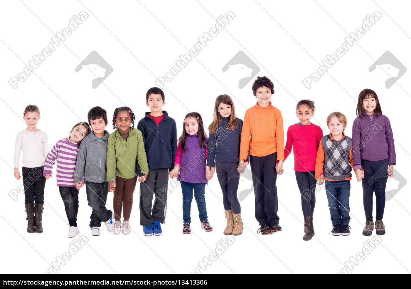 group, of, children - 13413306