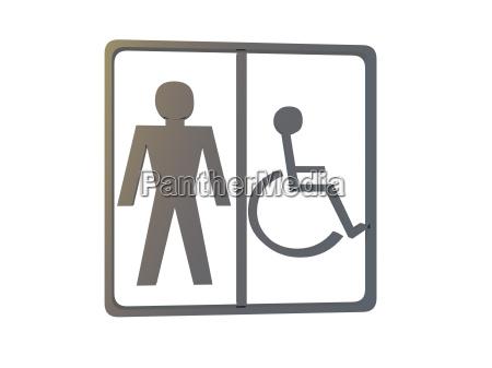 symbol for man