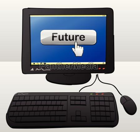 future button