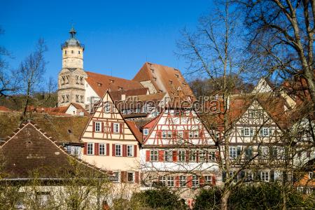 medieval german town
