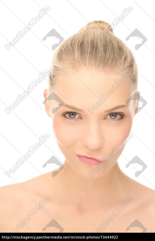 beautiful, woman - 13444922