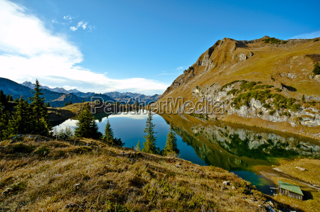 reflection in seealpsee