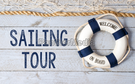 sailing tour welcome on board