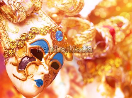 beautiful venetian mask