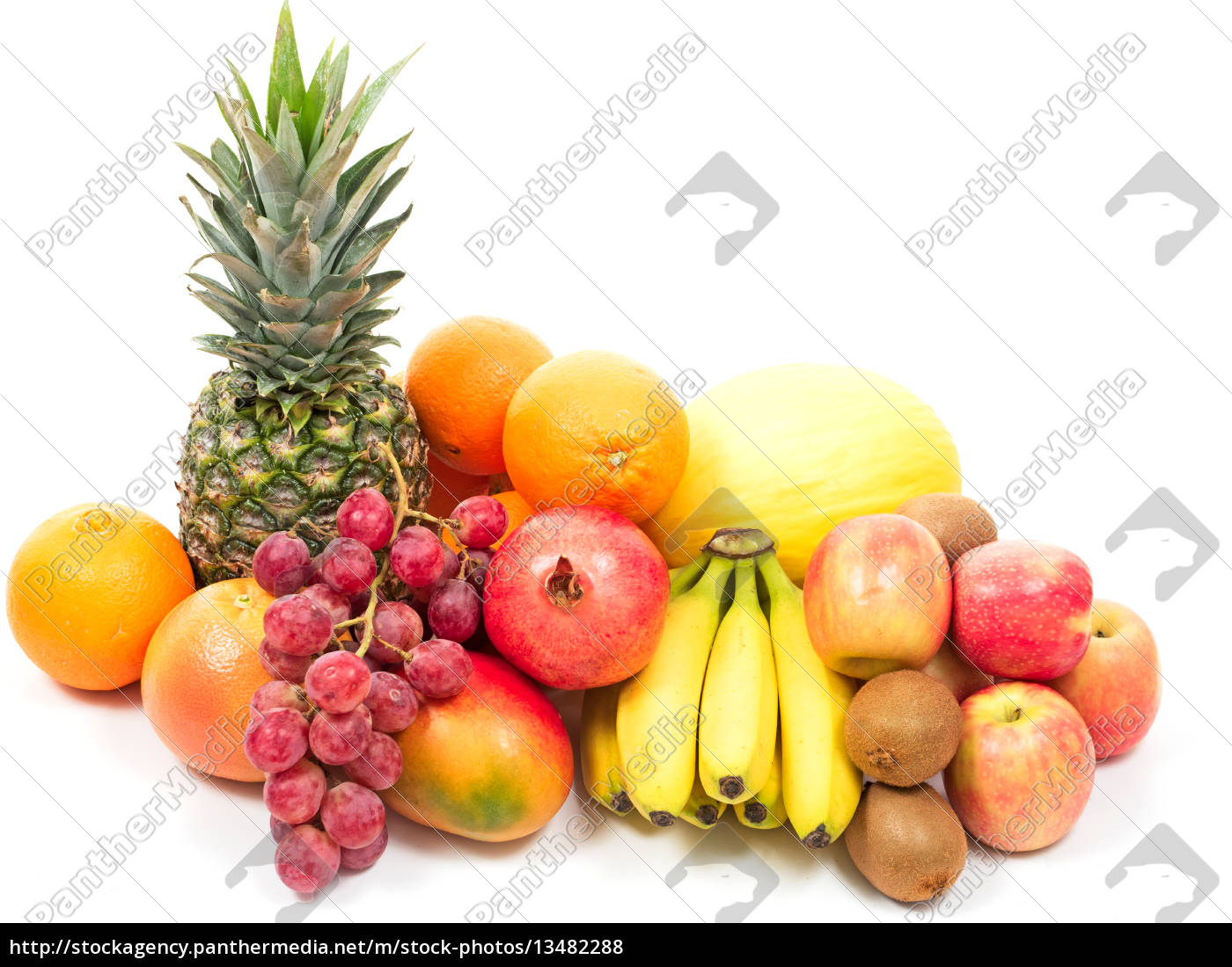 fruits, and, tropical, fruits - 13482288