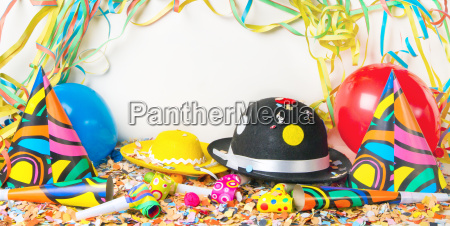 colorful cheerful party decoration