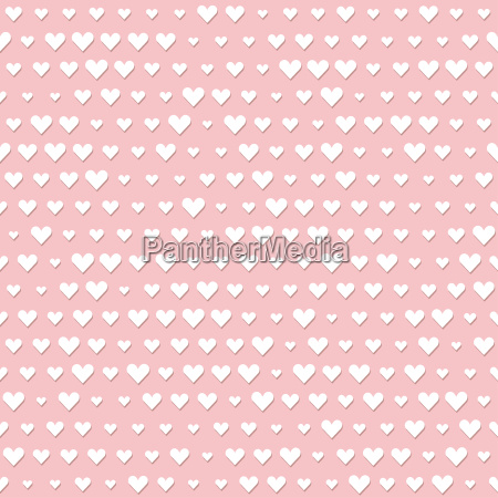 seamless, hearts, background - 13494058
